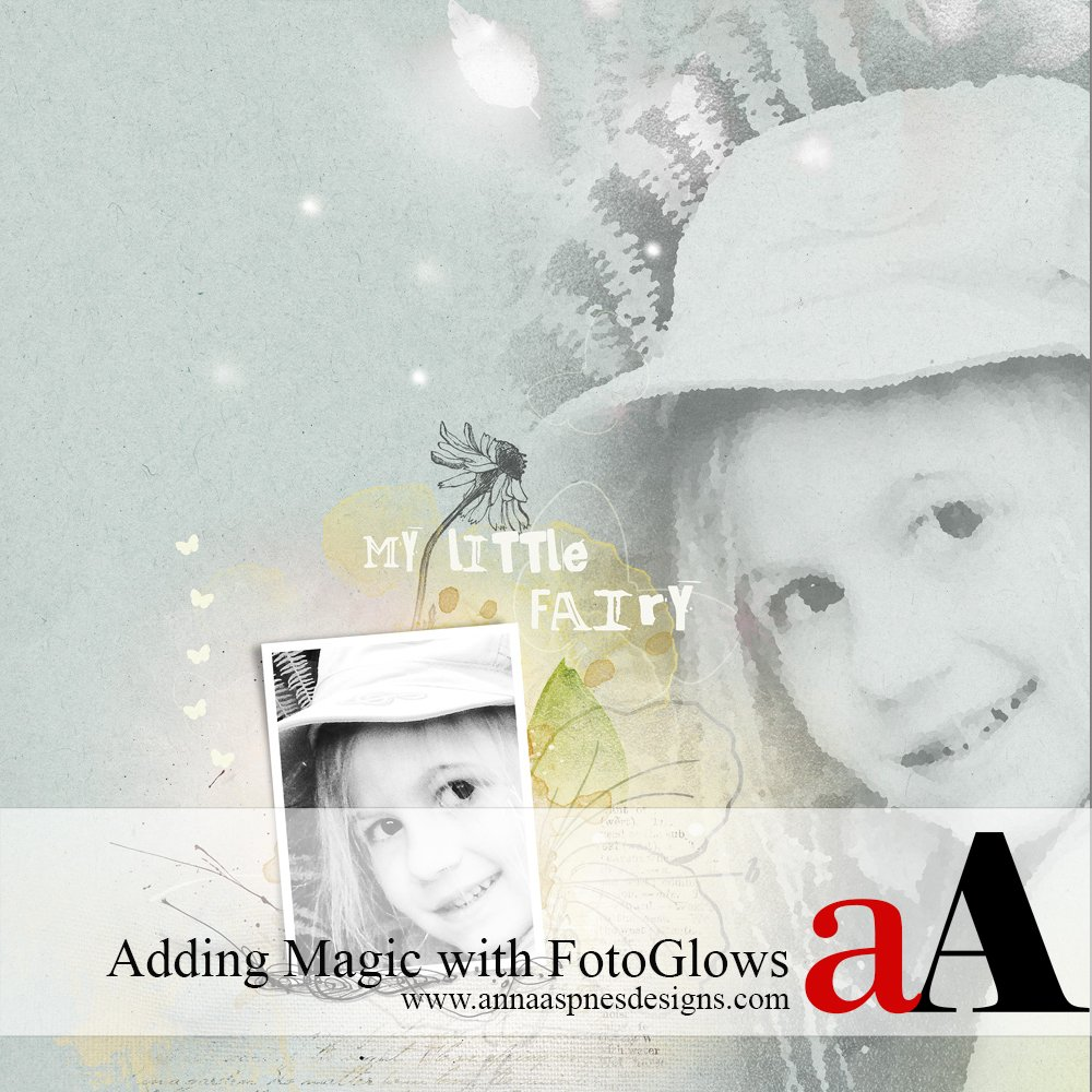 Adding Magic with FotoGlows Tutorial
