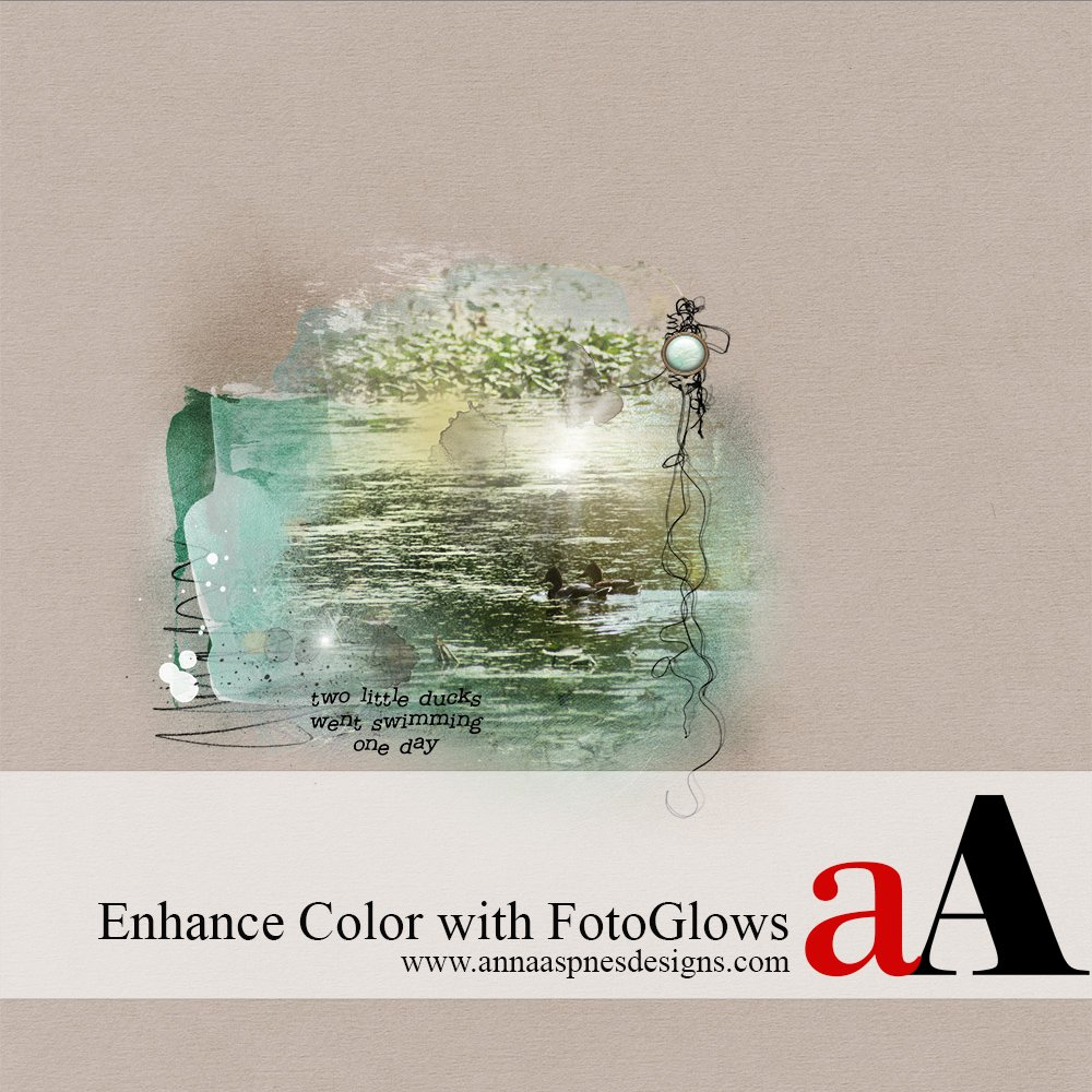 Tutorial | Enhance Color with FotoGlows