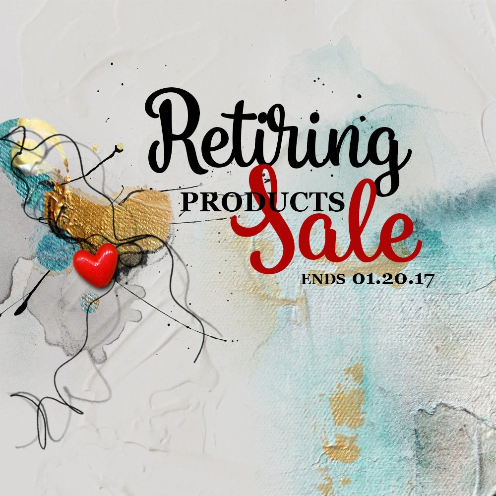 Retiring Products Sale 2017
