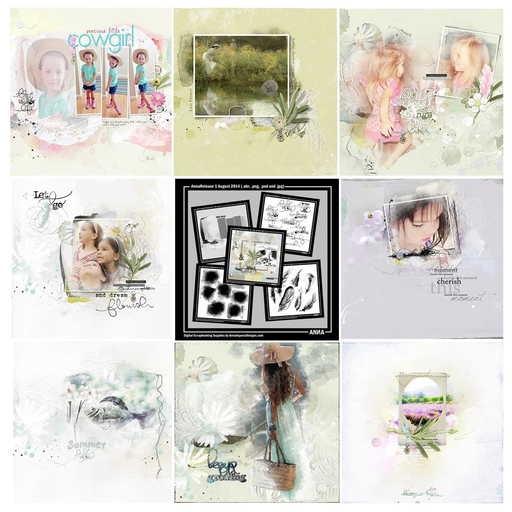 Flourish Artsy Digital Designs Sale