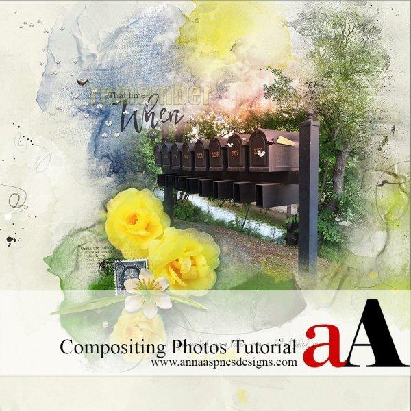 Compositing Photos Tutorial