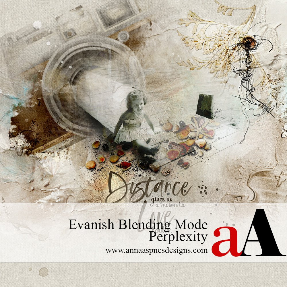 Evanish Blending Mode Perplexity Video
