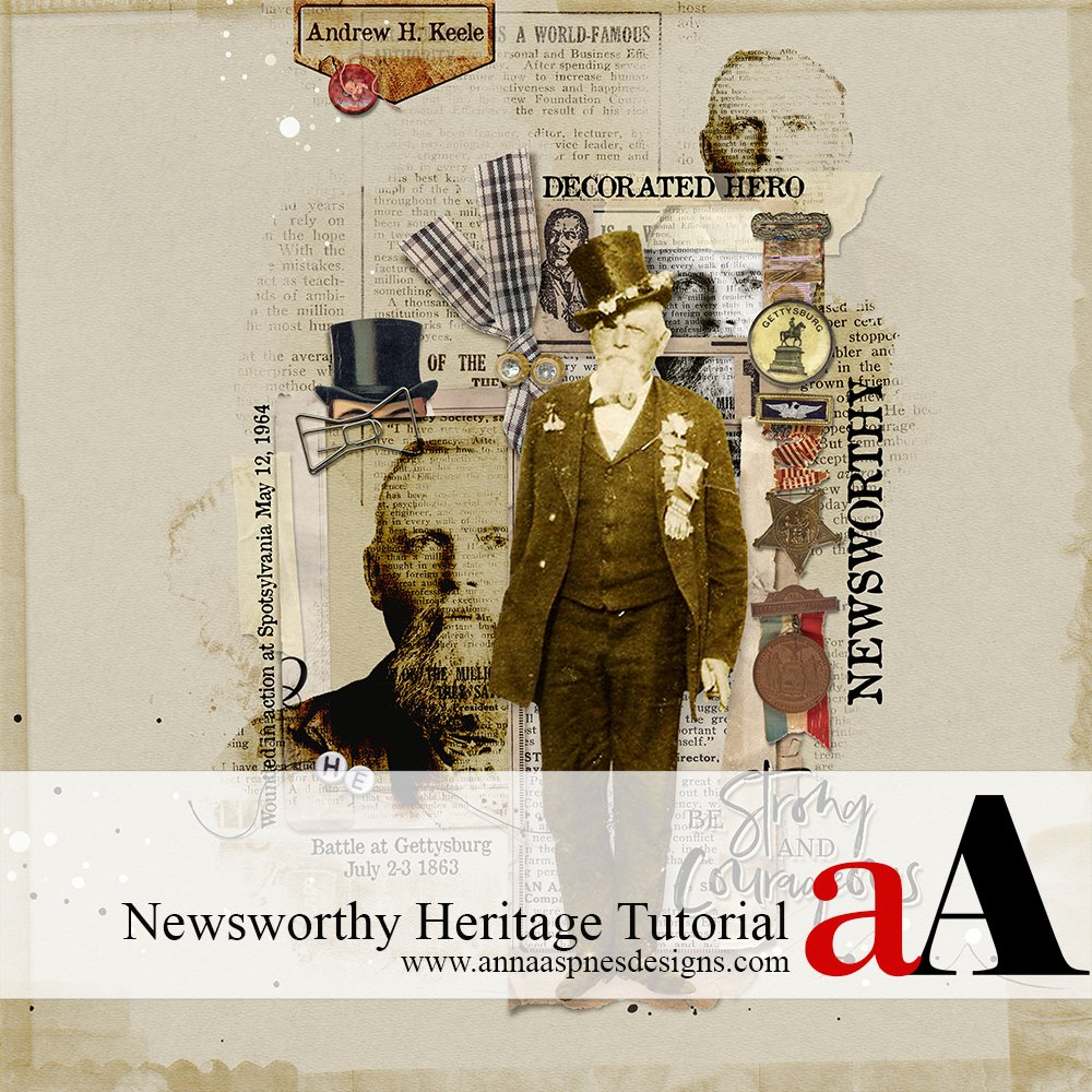 Newsworthy Heritage Tutorial